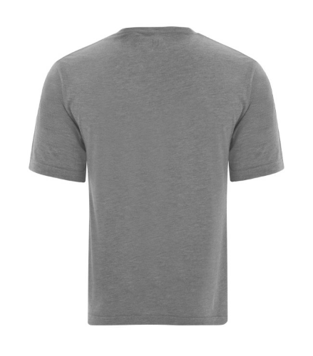Men's Tri-blend Tee back Image