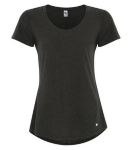 TRIBLEND SCOOP NECK RELAXED LADIES' TEE front Thumb Image