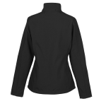 COAL HARBOUR® PREMIER SOFT SHELL LADIES' JACKET back Thumb Image