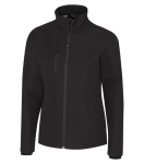 COAL HARBOUR® PREMIER SOFT SHELL LADIES' JACKET front Thumb Image