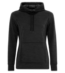 LADIES DYNAMIC HEATHER FLEECE HOODED LADIES' SWEATSHIRT front Thumb Image