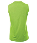 Ladies Sleeveless Performance Tee back Thumb Image