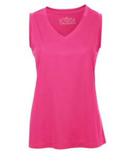 Ladies Sleeveless