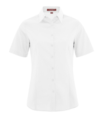 Everyday Short Sleeve Ladies' Woven Shirt front Image