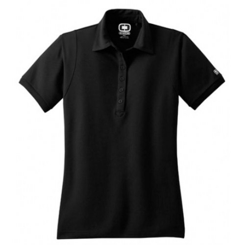 Jewel Ladies Polo front Image