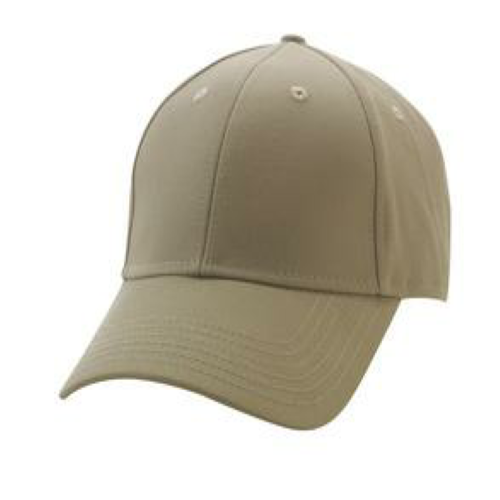 Adjustable Structured Cap front Image