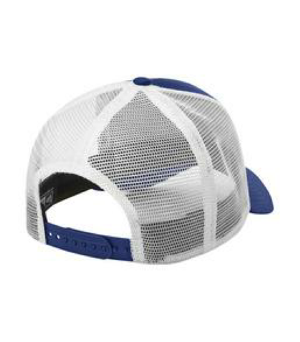 Snapback Trucker Hat back Image