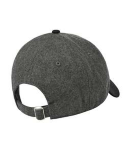 Melton Heather Cap back Thumb Image