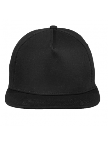 Flat Bill Stretch Fit Cap front Image