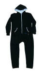 Black Knight Footless Onesie front Thumb Image