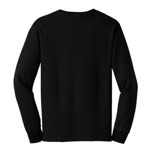 Pro Team Performance Long Sleeve Tee back Image