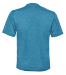 Heather Performance Tee back Thumb Image