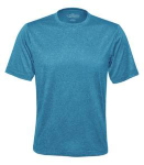 Heather Performance Tee front Thumb Image