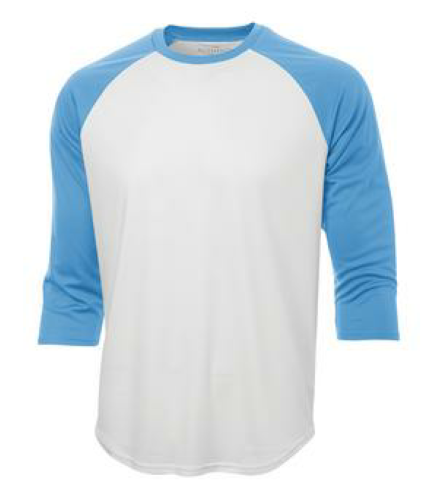 Performance Baseball Jersey front Image