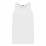 Traditional Solid Track Singlet front Thumb Image