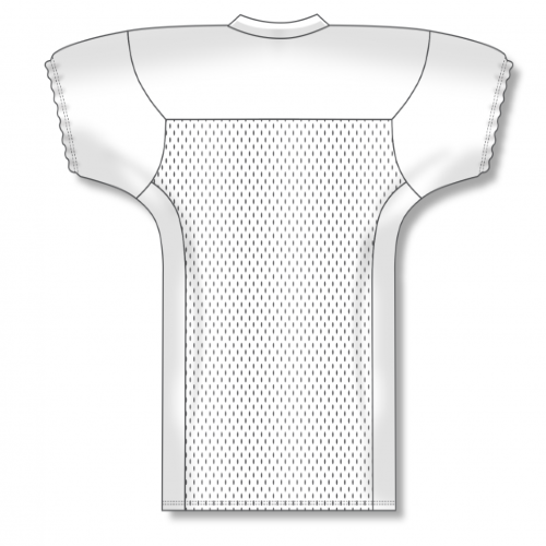 Touch Football Jerseys back Image