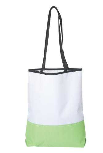 Polyester Tote back Image
