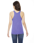 American Apparel Ladies' Triblend Racerback Tank back Thumb Image