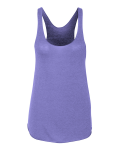 American Apparel Ladies' Triblend Racerback Tank front Thumb Image