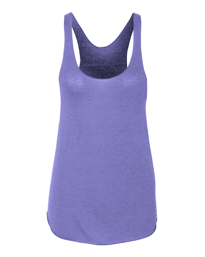 American Apparel Ladies' Triblend Racerback Tank front Image