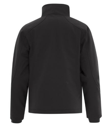 COAL HARBOUR® PREMIER INSULATED SOFT SHELL YOUTH JACKET back Image
