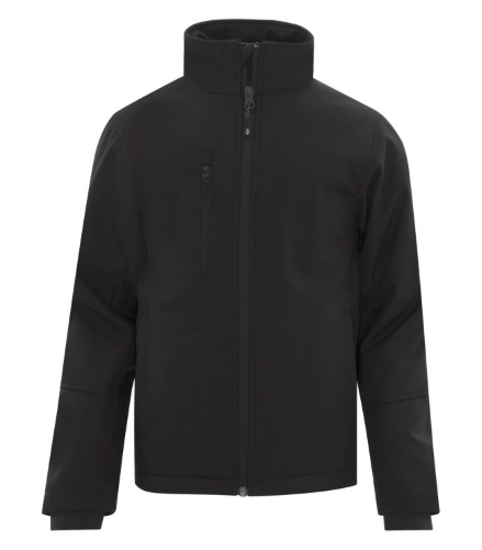 COAL HARBOUR® PREMIER INSULATED SOFT SHELL YOUTH JACKET front Image