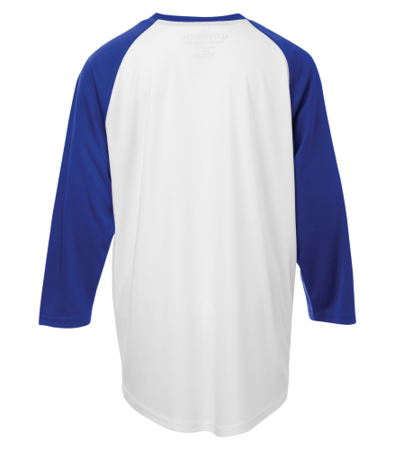 Pro Team Baseball Youth Jersey back Image
