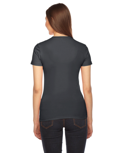 Ladies Short-Sleeve T-Shirt back Image