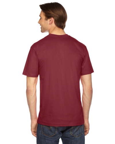 Short-Sleeve V-Neck back Image