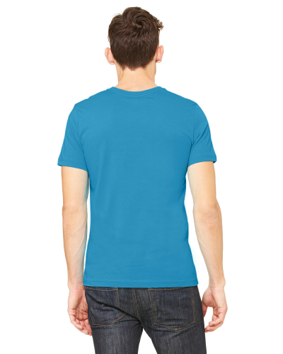 Unisex Jersey Short-Sleeve T-Shirt back Image