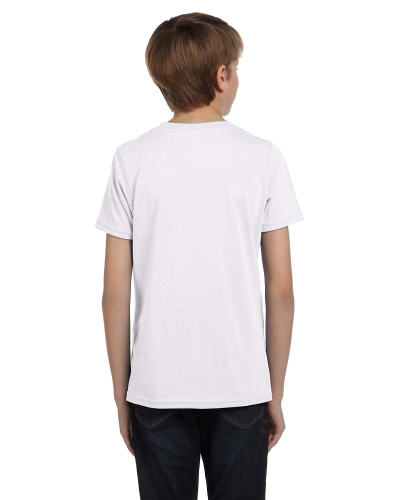 Youth Jersey Short-Sleeve T-Shirt back Image