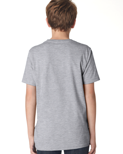 Boys' Premium Short-Sleeve Crew Tee back Image