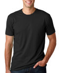 Men's Premium Fitted Short-Sleeve Crew front Thumb Image