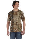 Camouflage Short-Sleeve T-Shirt front Thumb Image