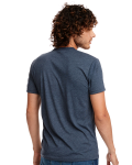 Men's Triblend Crew Tee back Thumb Image