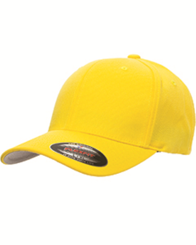 Wooly Blend 6-Panel Cap front Image