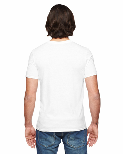 Adult Triblend T-Shirt back Image
