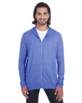 Adult Triblend Full-Zip Jacket front Thumb Image