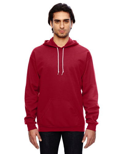 Adult Pullover Hooded Fleece front Image