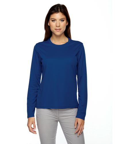 Ladies' Agility Performance Long-Sleeve front Image