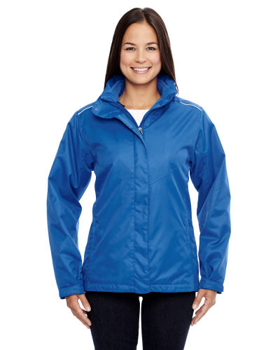 Ladies' Region 3-in-1 Jacket with Fleece Liner front Image
