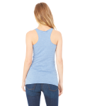 Ladies' Triblend Racerback Tank back Thumb Image