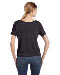 Ladies' Slouchy T-Shirt back Thumb Image