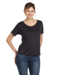 Ladies' Slouchy T-Shirt front Thumb Image