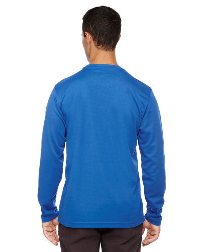 Performance Long-Sleeve T-Shirt back Image