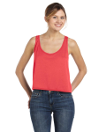 Ladies' Flowy Boxy Tank front Thumb Image