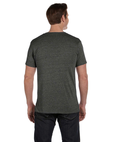 Unisex Boss V-Neck back Image
