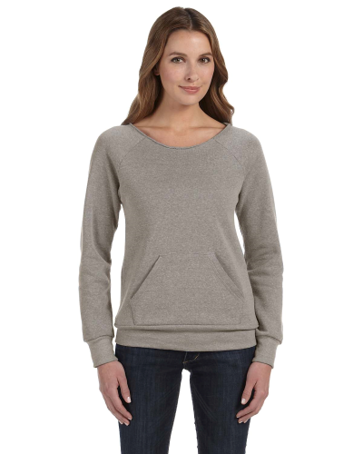 Ladies' 6.4 oz. Maniac Sweatshirt front Image