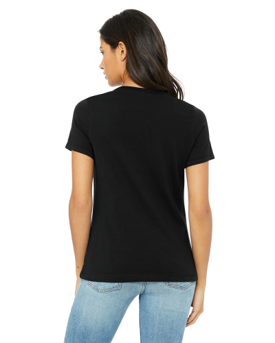Relaxed Jersey Short-Sleeve T-Shirt back Image