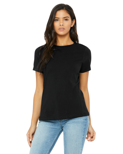 Relaxed Jersey Short-Sleeve T-Shirt front Image